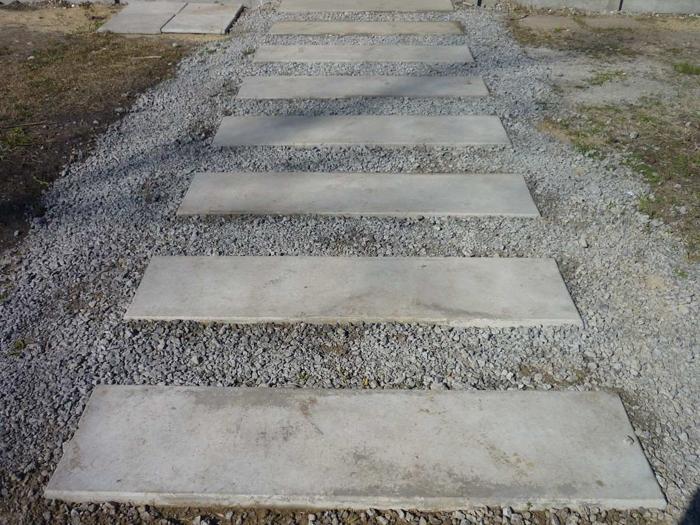 Revestimientos y piedras - Losas de piedra para jardin ...